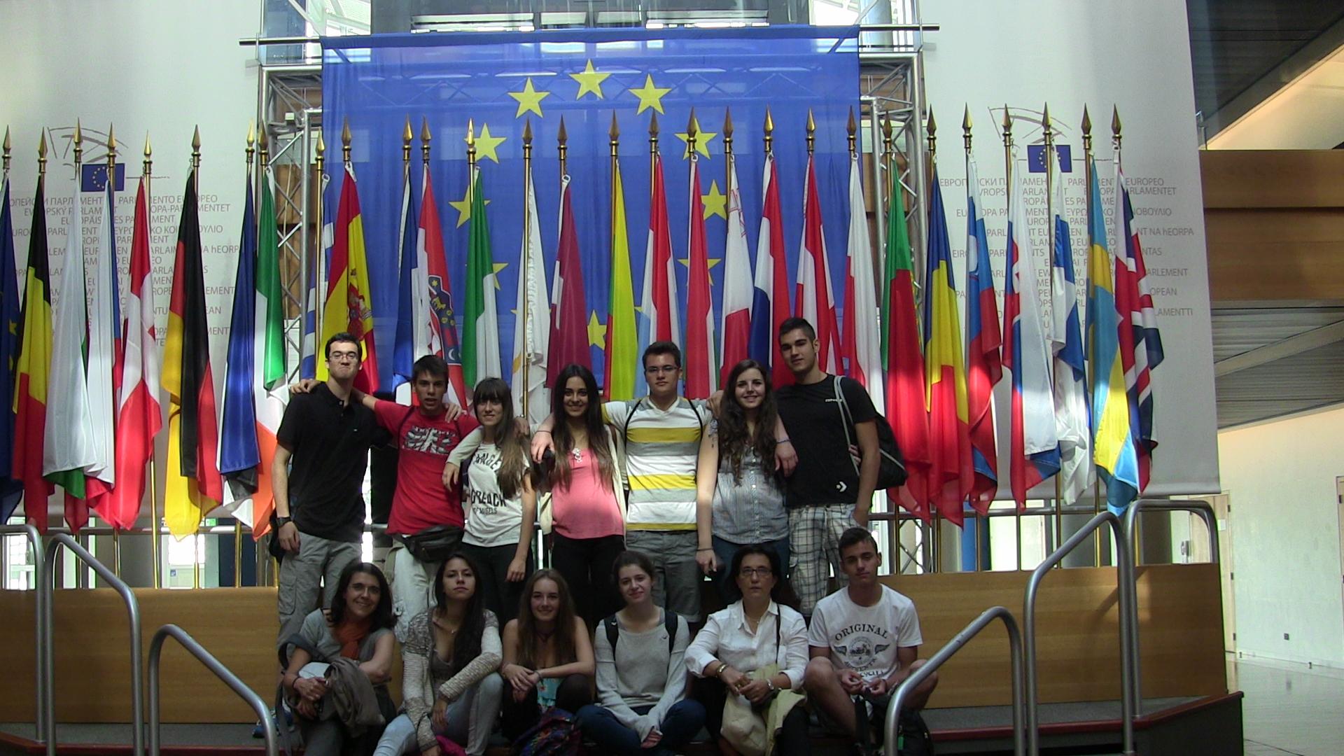 Parlamento Europeo (Estrasburgo)