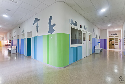 Instalciones Colegio Santisimo Sacramento Madrid