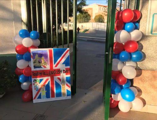 English Day at Santisimo Sacramento