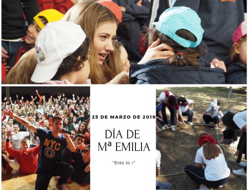 Celebración día de Mª Emilia