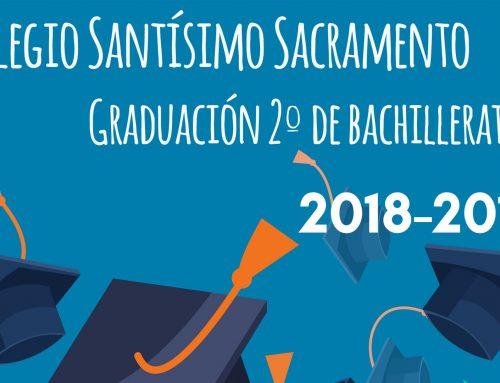 Graduación 2º de Bachillerato 2018-2019