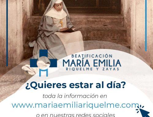 Beatificación María Emilia Riquelme