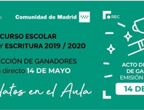 Concurso Escolar de Lectura y Escritura de la Comunidad de Madrid
