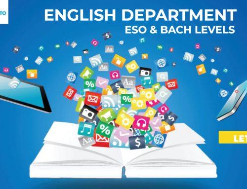 Trabajos de inglés en ESO y BACH.