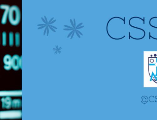 Taller de radio – CSS RADIO