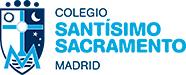 Colegio Santísimo Sacramento Madrid Logo